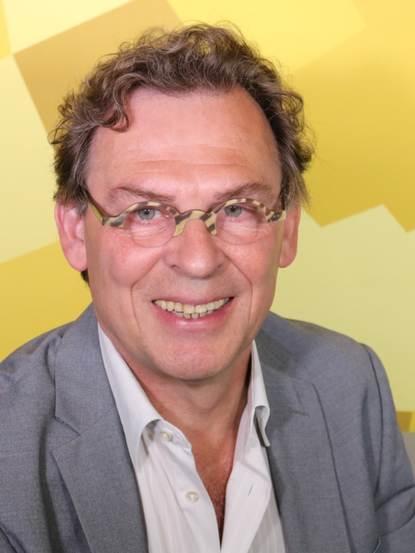 pasfoto Niek van der Drift