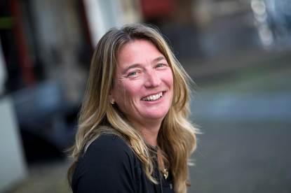 pasfoto Sabine Wildevuur